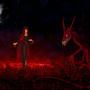 Demon Conjuring by FiraPhoenix
