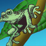 Tree Frog by musiccrazy