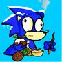 Sonic Sigworminator by Buhagiarcain
