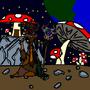 Mushroom Cult by DominicPain