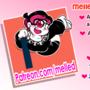 Patreon info