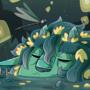Sleeping Firbolg