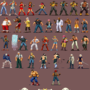 Streets Of Rage 4 Pixelart Edition (Complete)
