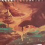 Acrylic Sketches