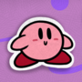 Paper Mario, but Kirby