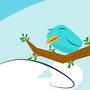 Tweet tweet by Eeon