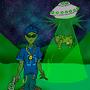 Alien Gangster by Rennis5