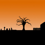 Tree Silhouette by undeadrooster
