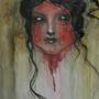 Geisha Head by Caxx