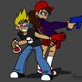 Zeke & Julie by Mario644
