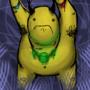 yellow thing by joshachorn