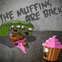 Zombie Muffins by SoConfused