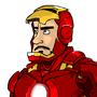 IRON MAN by mickandgreg