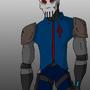 Skull soldier concept by Rennis5