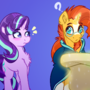 Starlight and Sun Horses Commission