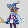 Comet Witch