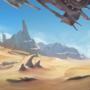 M.A.S.K.S. Desert Ruins