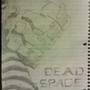 Dead Space Issac Clarke by LordShinu