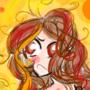 self potrait by dragonfoxgirl