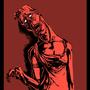 Lesbian Zombie Stereotype by adamkav