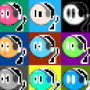 Schizothenic Gaming Listener! by lizzytall
