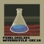 Pixel Dailies Waterbottle