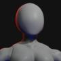 Robot Girl - Blender