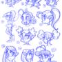 Devi Sketches