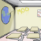 Riddle School 3 Classroom (Empty)