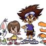 Digimon Siblings