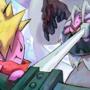 Kirby x FF7