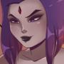 Commission - Raven x Starfire