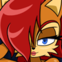 Sally Acorn for the Dreamcast
