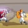 Red vs Orange by Hulalaoo