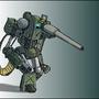 Rhyno Tankbot by Dawn-Breaker