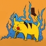 Pikachu by Redcavalier1001