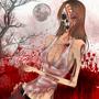 Zombie Girl by LivingDeadRabbit