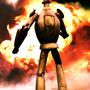 Branham's Robot (back shot)