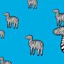 Sexy Zebras