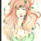 Poison Ivy Water Color