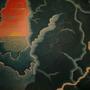 Sunset Storm by CelestOrion