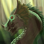 The Forest Dragon by o-eternal-o