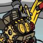 Big ol' Excavator