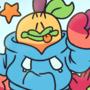 lobster mango doodle