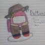 Daltonica Rosa (daltonic pink)