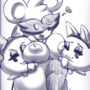 Ms Mowz and Boo Sisters (wip)