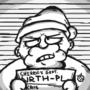 A True Christmas Criminal