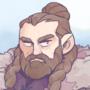[COMMISSION] Hill Dwarf Druid