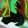 Green. A SFW pinup of Jess (Green Lantern) from DCSHG.