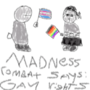 MADNESS HAS ONE MESSAGE (please downvote to oblivion)
